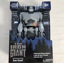 Walmart Exclusive The Iron Giant Light & Sound Walking Iron Giant Warner Bro