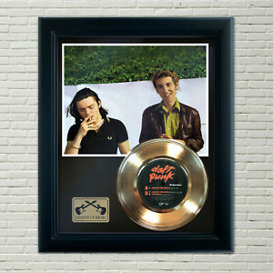 "Daft Punk ""Around The World"" Framed Record Display"