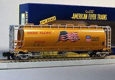 LIONEL AMERICAN FLYER S GAUGE UP CYLINDRICAL 3 BAY HOPPER AF 2 rail 6-48646 NEW