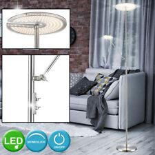 Deckenfluter 22 Watt LED Wohnzimmer Lampe modern Leuchte Esszimmer Beleuchtung