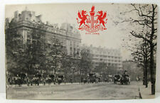 POSTCARD London Cecil & Savoy Hotels; Raphael Tuck; City Arms; 1915