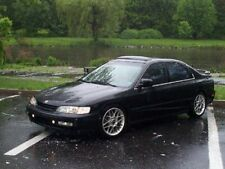 HONDA ACCORD 1994-1997 COMPLETE SERVICE REPAIR WORKSHOP MANUAL