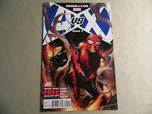 Axis Revolution #4 (Marvel 2015) Free Domestic Shipping