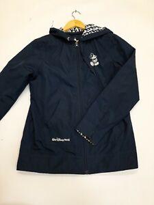 Disney World Mickey Mouse Blue Jacket Size M
