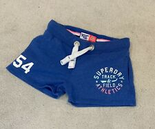 Ladies Superdry Shorts Size S (UK 10)