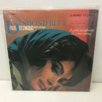 Paul Desmond Desmond Blue LSP-2438 Living Stereo Classic Records Serial 1-0061