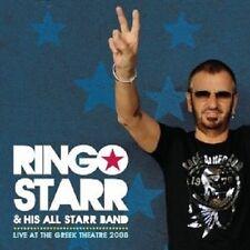 "RINGO STARR ""LIVE AT THE GREEK THEATRE 2008"" CD NEU"