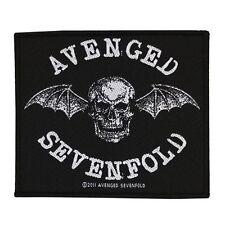 AVENGED SEVENFOLD - DEATHBAT - WOVEN PATCH - BRAND NEW - MUSIC BAND 2585