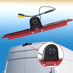 Wireless Brake Light Rear View Backup Camera For 2007-2018 Mercedes Sprinter