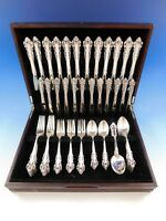 Medici New by Gorham Sterling Silver Flatware Set Service 72 Pieces Place Size