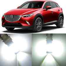Alla Lighting Front Turn Signal Light 1157NA Super White LED Bulb for Mazda CX-5