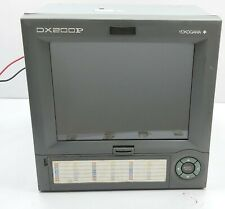 Yokogawa Dx2030-3-2 Daqstation Tabla Grabadora S5FC07706