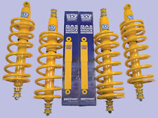 "LAND ROVER DISCOVERY 1 1989-98 SUSPENSION +2"" SPRINGS & SHOCK KIT MEDIUM DUTY"
