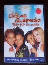 DVD CHICAS GUEPARDO TODO POR UN SUEÑO (DISNEY)