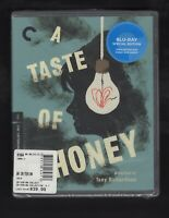 A Taste of Honey (Blu-ray Disc, 2016, Criterion Collection) FACTORY SEALED