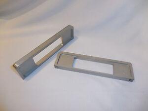 Aluminum Equipment Handles 2 Threaded Mounting Holes  Equipment Pulls 7 Inch