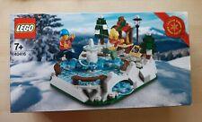 NEW Lego Ice Skating Rink (40416)