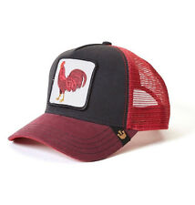 New Goorin Bros Mens Barnyard King Black Trucker Hat
