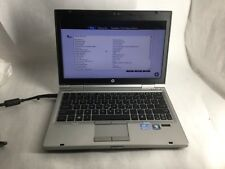 HP EliteBook 2560p Intel Core i5-2540m 2.6GHz 2gb RAM Laptop Computer -CZ.