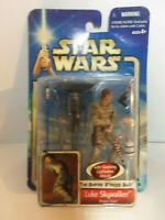 Star Wars The Empire Strikes Back Luke Skywalker Bespin Duel MOC SEALED ON CARD