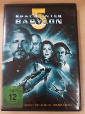 DVD BABYLON 5 Spacecenter Science Fiction TV-Serie 90er Das Tor zur 3. Dimension