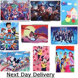 New Case for Huawei MediaPad T3 T5 M5 lite TAB ~ Disney Hero Tablet Kids Cover