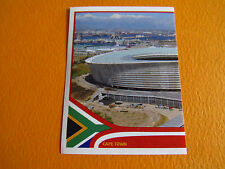 6 STADE CAPE TOWN GREEN POINT PANINI FOOTBALL FIFA WORLD CUP 2010 COUPE DU MONDE