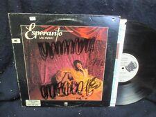 """Esperanto """"Last Tango"""" LP"""