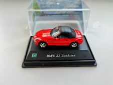 Red BMW Z3 Soft Top 1/72 Hongwell Cararama boxed/packaged