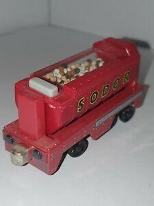 ●SODOR QUARRY TRANSPORT●  Thomas & Friends Take N Play die cast trains
