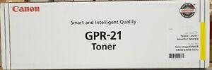 CANON GPR-21 Toner CMYK  0262B001AA  0260B001AA 0261B001AA  0262B001AA - NEW