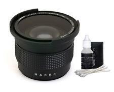 Opteka .35x HD Fisheye Lens for Canon EOS 70D 60D 7D 6D 5D T5i T5 T4i T3i T3 SL1