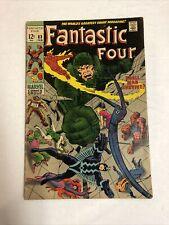 Fantastic Four (1969) # 83 (VG/F) | Kirby Lee |