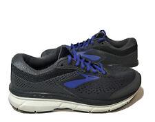 Brooks Men's Dyad DNA Running Shoes Blue Grey Size 7.5