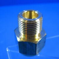 CO2 Tank 22mm to 21mm Adapter Converter - Standard Co2 Tank no Pin to Regulator