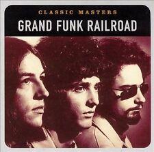 GRAND FUNK RAILROAD Classic Masters CD