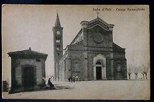 Isola d'Asti, Asti - La Chiesa - Non Viaggiata - AT232