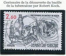 TIMBRE FRANCE OBLITERE N°  2246 R. KOCH  / Photo non contractuelle