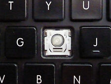 Black Apple Macbook replacement Keyboard Key Keys A1181 Type B clips