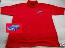 MGB GT embroidered on Polo Shirt