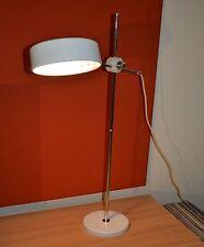 Lyktan Ahus Stehleuchte Lampe  Modell Simris / Olympia 1964 weiß Original