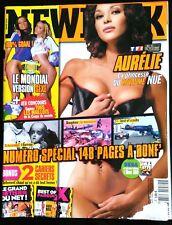Newlook n°270; Le mondial version Sexe/ Auréile nue/ Spécial 148 pages/ F1 Circu