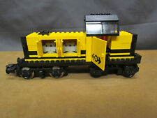 Lego 9V 4564 Freight Rail Runner Train Locomotive ONLY