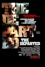 """35mm Feature Film  """"THE DEPARTED""""  2006 * Martin Scorsese"""