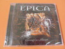 EPICA - Consign To Oblivion CD (Sealed) $2.99 Ship