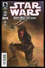 Star Wars Darth Maul Son of Dathomir 1 Comic Diamond Retailer Summit Var. Ed.
