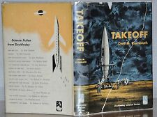 1ST/1ST EDITION W. ORIGINAL JACKET~ TAKEOFF ~CYRIL M. KORNBLUTH