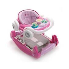 MyChild Coupe Walker/Rocker (Pink) With Musical Play Tray