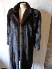 Manteau en vison noir (386)