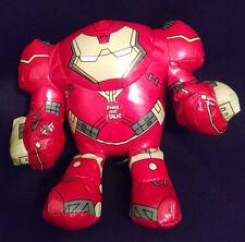 "Just Play HULK BUSTER IRON MAN 8"" Avengers Age Of Ultron Talking Soft Plush"
